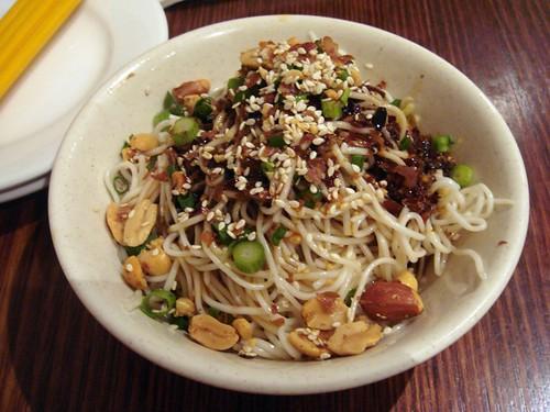 Cold noodle@Dainty Sichuan