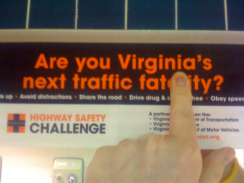 Are you Virginia's next traffic fatty?