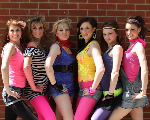 80s Fashion Trends For Teenagers s Party Fashion Tips for