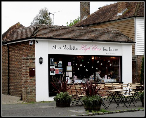 Appledore - Miss Molletts Tea Room