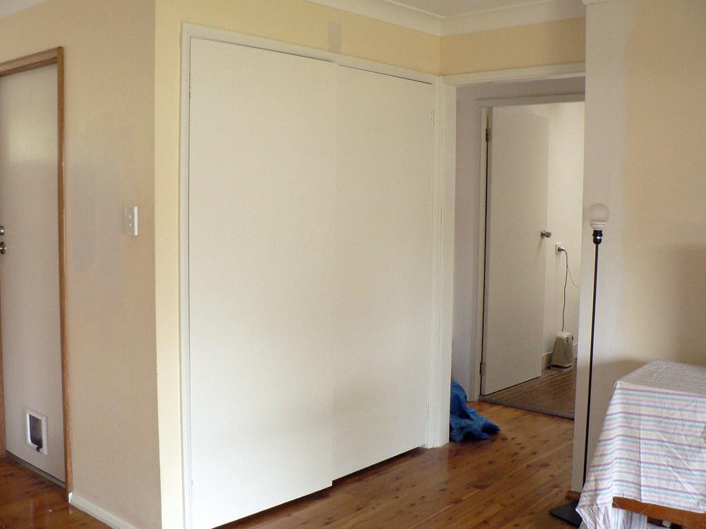 Linen Cupboard WIP