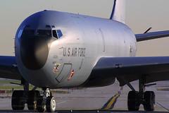 126th Air Refueling Squadron Boeing KC-135R Stratotanker # 61-0309 (Flightline Aviation Media) Tags: airplane airport canon20d aircraft aviation jet milwaukee boeing usaf usairforce stockphoto airnationalguard mke kc135r stratotanker generalmitchellinternational kmke 128thairrefuelingwing bruceleibowitz 610309 704471