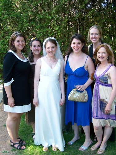 The Girls with the Bride