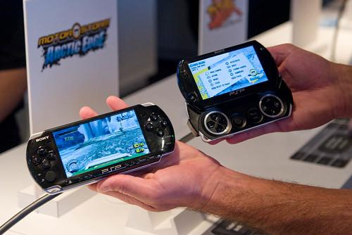 PSP go versus PSP 300