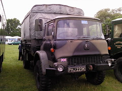 1972 Bedford MJ Truck Army (Trigger's Retro Road Tests!) Tags: truck army bedford photos mj 1972 essex 2009 colchester rallye olde tk tyme aldham