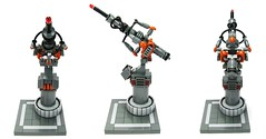 T.U.R.K-E Shooter (Karf Oohlu) Tags: canon lego moc modifiedturkey