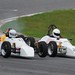Formula Vee Neil Richardson and Rhys Newman squeeze each other
