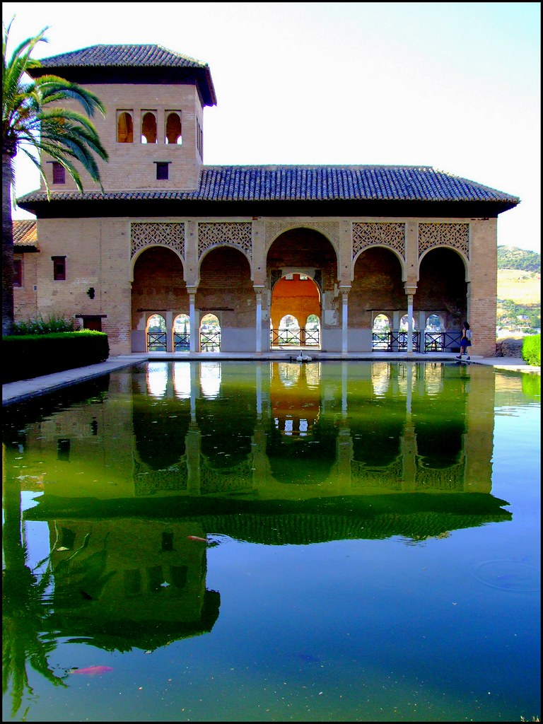 Postcards from Spain | Snippets from the Alhambra