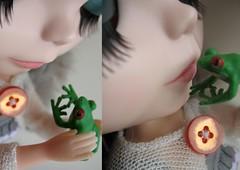 frog kisser...