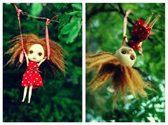 Cirque du Soleil - 7-365 - ADAW 14/52 - dolly diptych 4/52