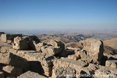 Monte Nemrut Dag Turquia
