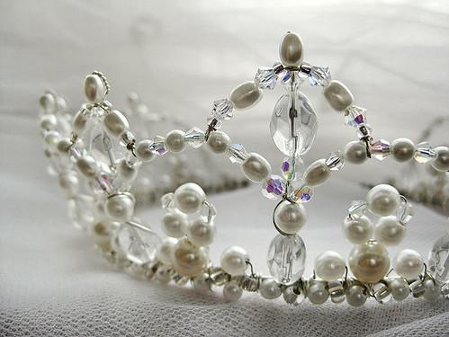 Renaissance Bridal Crown