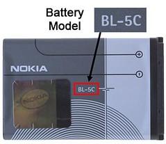 BL 5C Nokia