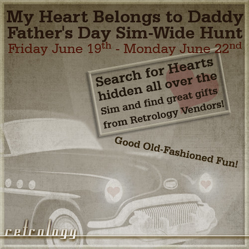 Retrology Father's Day Hunt Poster