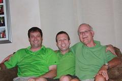 Dave, Dad and Dan