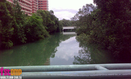 Api Api River is now too polluted for fishing