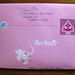 Sanjay Patel goddess stationery envelope