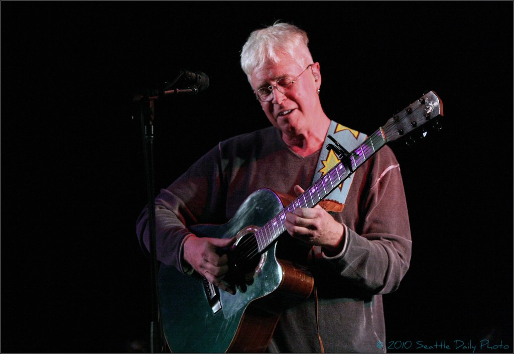On Tour:  Bruce Cockburn