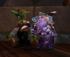 Gnome & Goblin