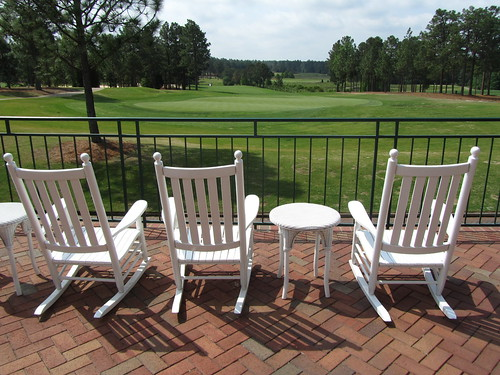 Pinehurst Number Eight golf course