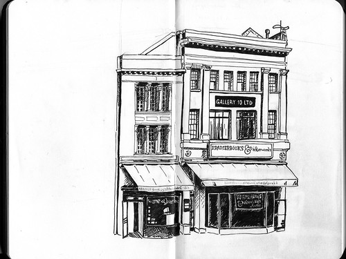 Kramerbooks sketch