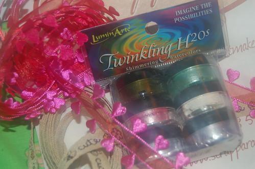 Twinkling h2o