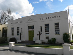 Ashburton Courthouse, New Zealand