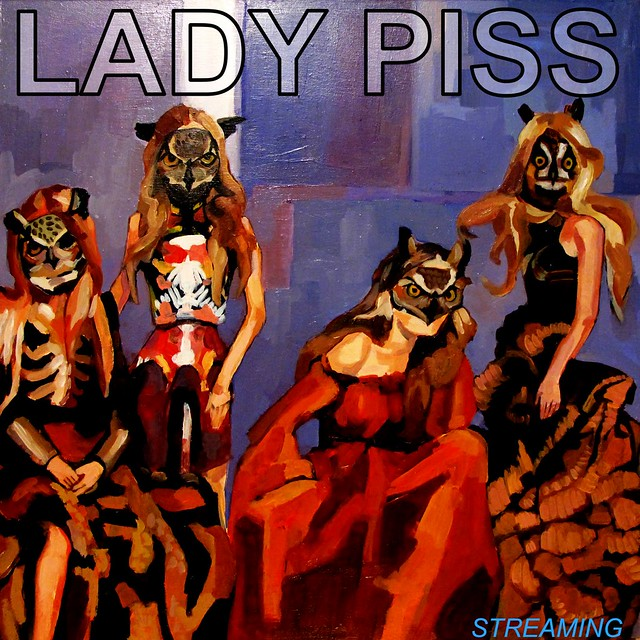 Lady Piss Rough LP Cover copy