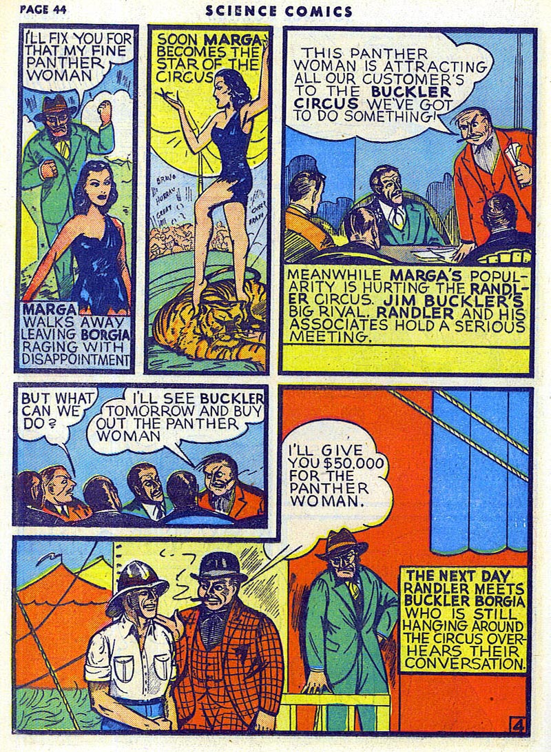 Science Comics 6 - Marga (July 1940) 04