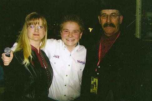 Jacob Nelson Don and Anita Jesser Twin Falls Idaho