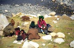 Nomads to Rongbuk with Tibetan greeting (reurinkjan) Tags: 2002 nikon tibet tibetan everest nomads 西藏 rongbuk 藏族 tingri jomolangma drokba janreurink brogpa rongphuchu 藏族文化 བོད། བོད་ལྗོངས། བོད་པ། བོད་རིགས། 藏族人 བོད་ཀྱི་རིག་གནས།
