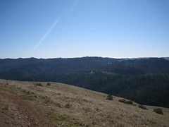 Beautiful View - Bella Vista Trail, Monte Bello Open Preserve