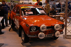 HRCR Category 2 Ford Escort Mk1 RS2000