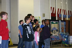 2008 Middle School Science Night