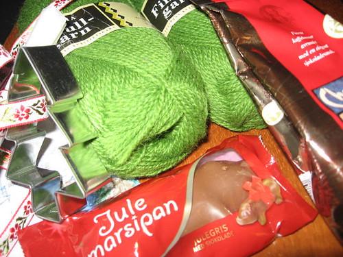 nordic knitter's swap