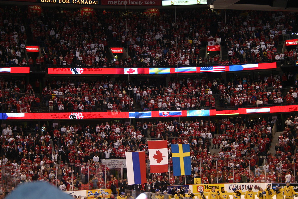 Nice view of the world hockey ranking