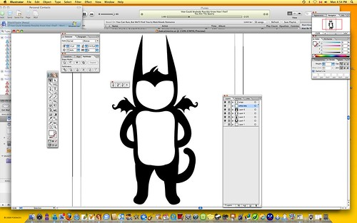 batcat thingy screen grab