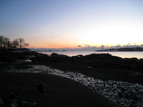 sunrise at -2