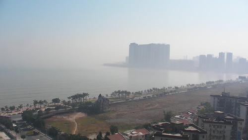 South China Sea from Zhuhai