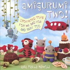 Amigurumi two! de Ana Paula Rímoli