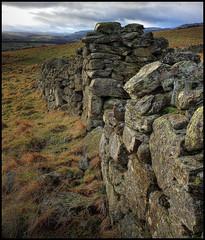 StrmntCrft (angus clyne) Tags: scotland perthshire crofting ruraldecay flikcr getoffmyland oldstonewalls stormontcroftingtownship