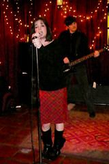 L1040814 (deanmackayphoto) Tags: christmas bridge justin white broken beer lights holding boots bass skirt cranes hollywood tavern singer microphone rug kelly oriental plaid pint society barnes sutton rockers beachwood justinwhite suttonalthisar toysrock ragsy kellybarnes althisar beachwoodrockerssociety