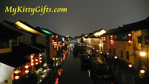 Night Scenes of SuZhou