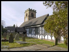 St Oswalds, Lower Peover, Cheshire (MikeJDavis) Tags: church cheshire stoswalds lowerpeover englandsthousandbestchurches