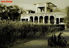 Ghost house (SAAD AL_FARHAN) Tags: house ghost