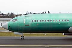 KBFI G3 737-800 N1786B PR-GGG (wings777) Tags: seattle boeing gol 737 boeingfield 737800 bfi 738 kbfi
