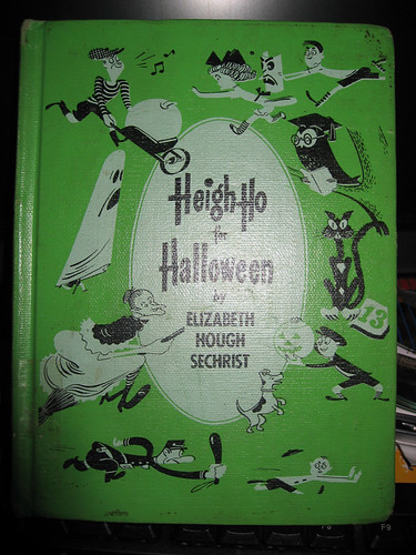 heigh ho for halloween book