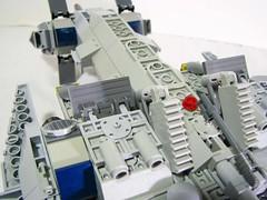 image (Patrick Chambers) Tags: lego vtol peregrine grumman northrop dropship