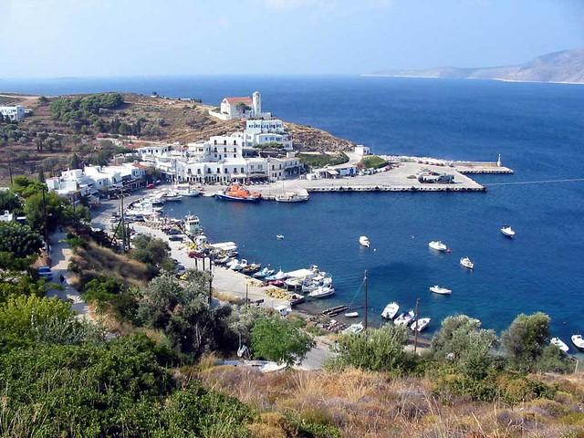 Στερεά Ελλάδα - Εύβοια - Δήμος Σκύρου Λιναριά