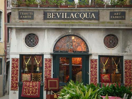 Bevilacqua en Campo Santa Maria Zobenigo O del Giglio